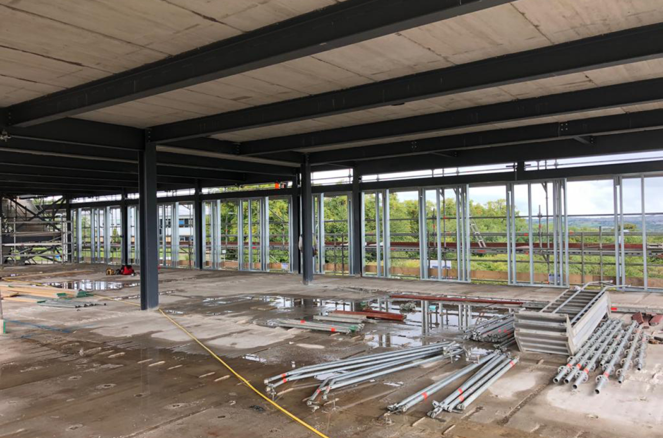 sfs systems steel frame